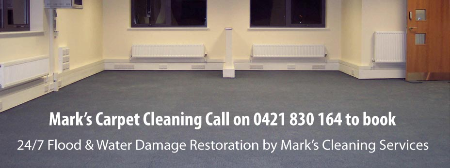 Mark's Carpet Cleaning Services