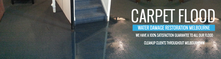 carpet-flood-water-damage-restoration-Sale East Raaf